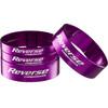 Reverse Ultra Light Spacer Set purple